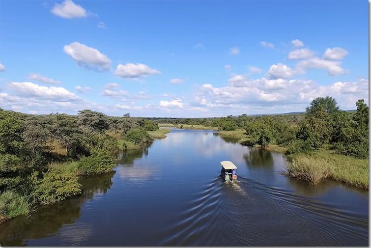 On River Safari with Kaingo