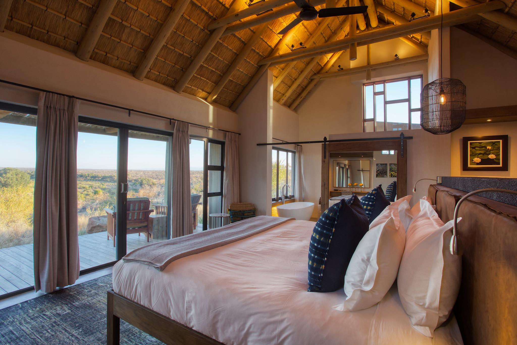 Misava Room Interior with View