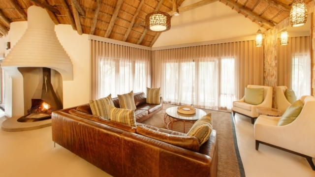 Tambuti Lodge Lounge