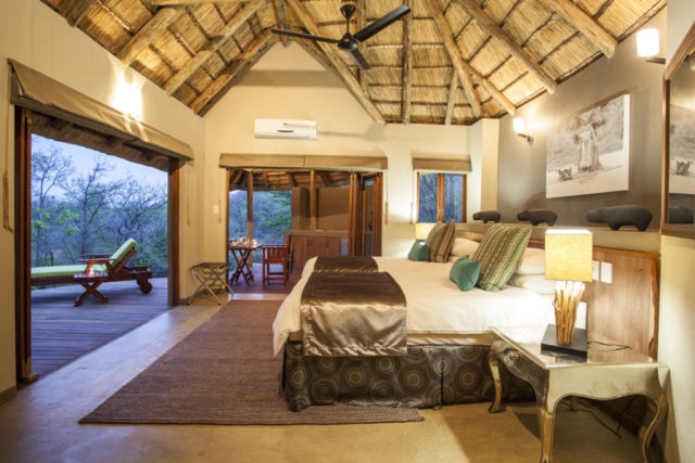 Tambuti Lodge Chalet Interior